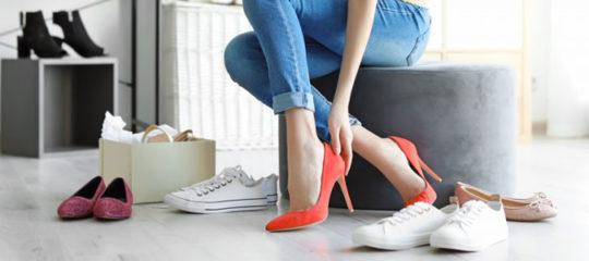 chaussures de marques